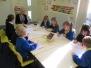 Faith Team visit St Peter's School