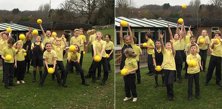 Our Dodgeball Heroes!