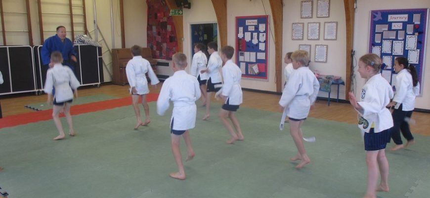 Judo and Cricket Sessions