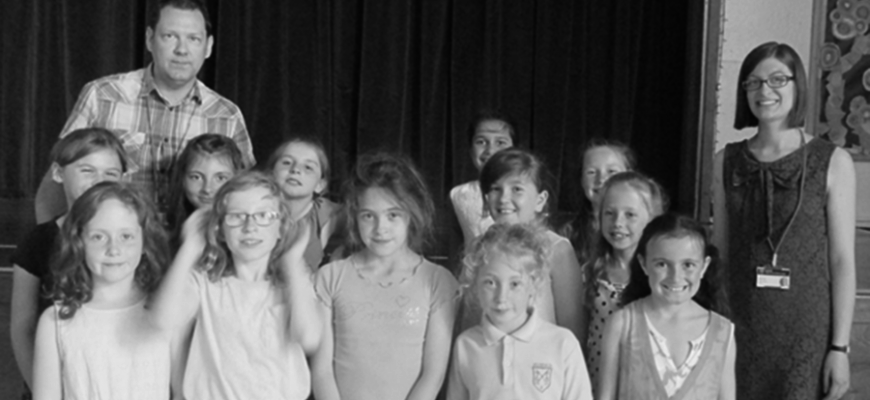Choir Day at Bletchingley Village