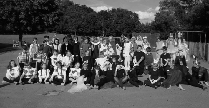 Alice! Year Six Production 2017