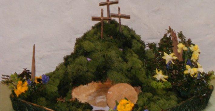 St Peter & St Paul Easter Gardens
