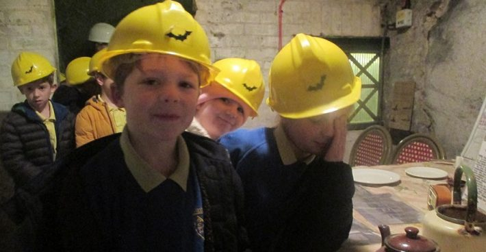 Year 3 and 4 Trip to the Reigate Caves