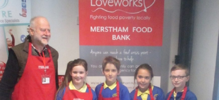 Loveworks Food Bank