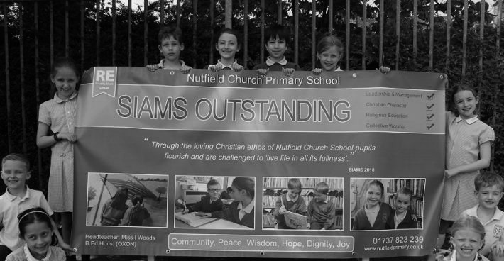 New SIAMS Banner