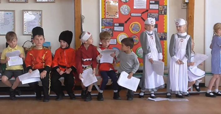 Year 1 Collective Worship