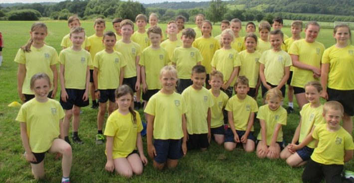 Tandridge Primary Schools District Sports