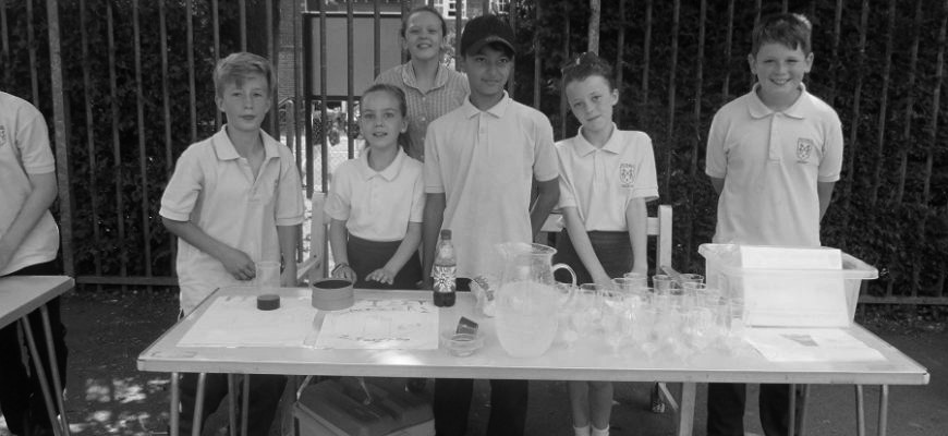 Year 6 Business enterprise end of year project