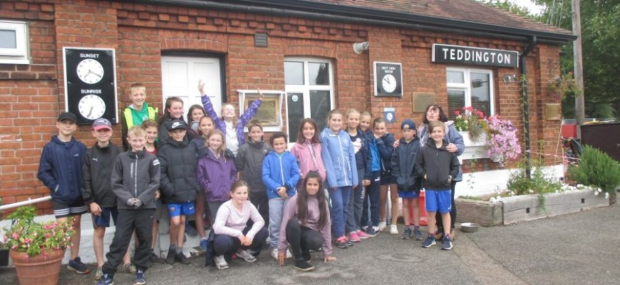 Year 6 Residential – High Ashurst