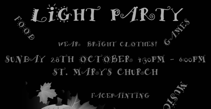 Light Party – St Mary's Church