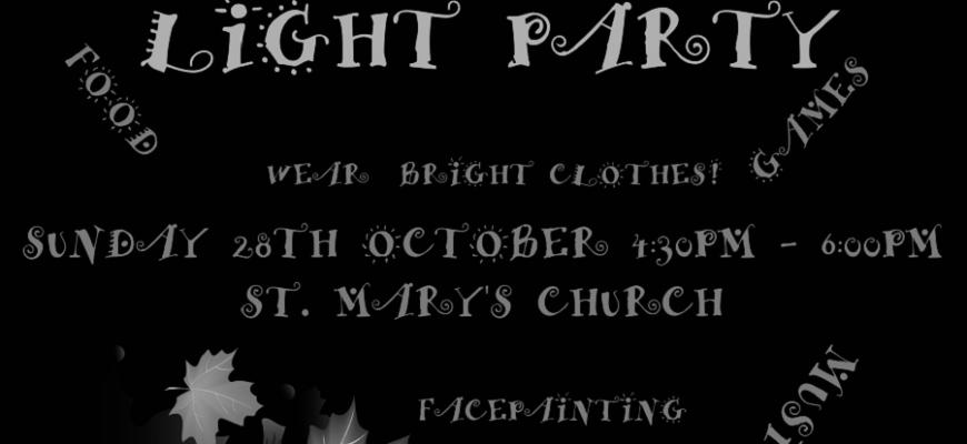 Light Party – St Mary's Church