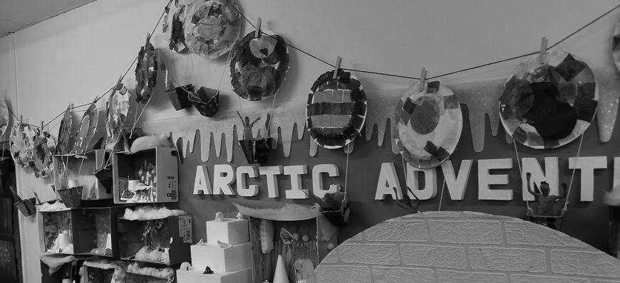 Year 2 Arctic Adventure!