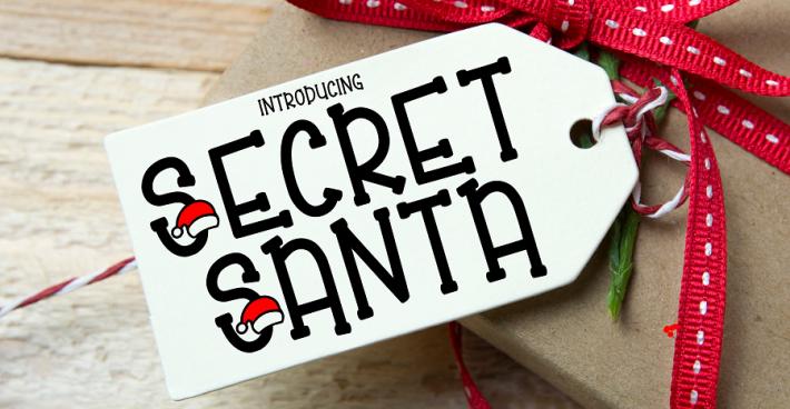 PTFA Christmas Event – Secret Santa