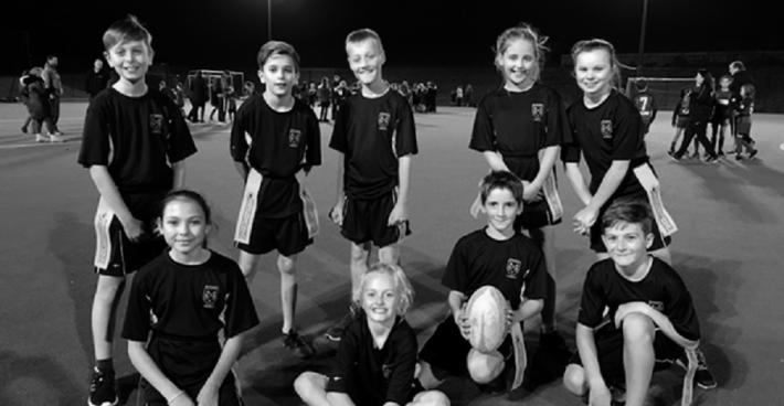 Tandridge Years 5&6 Tag Rugby