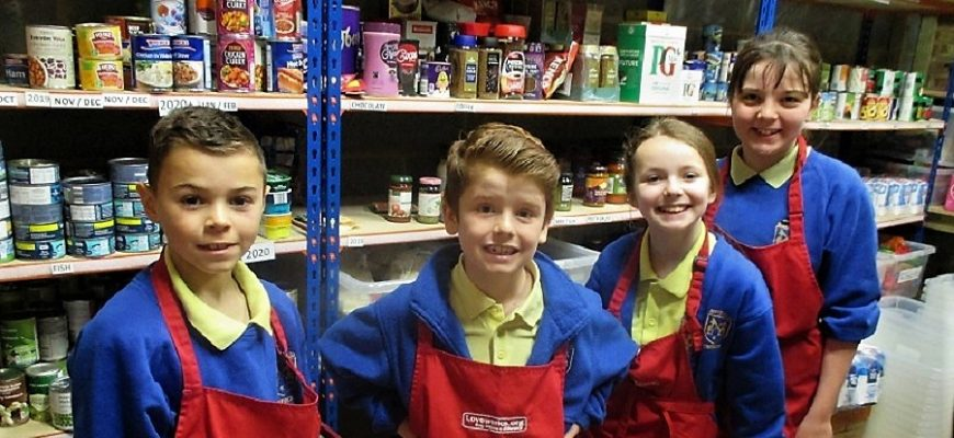Merstham Food Bank