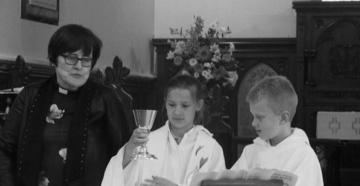 Year 4 liturgy Church Visit