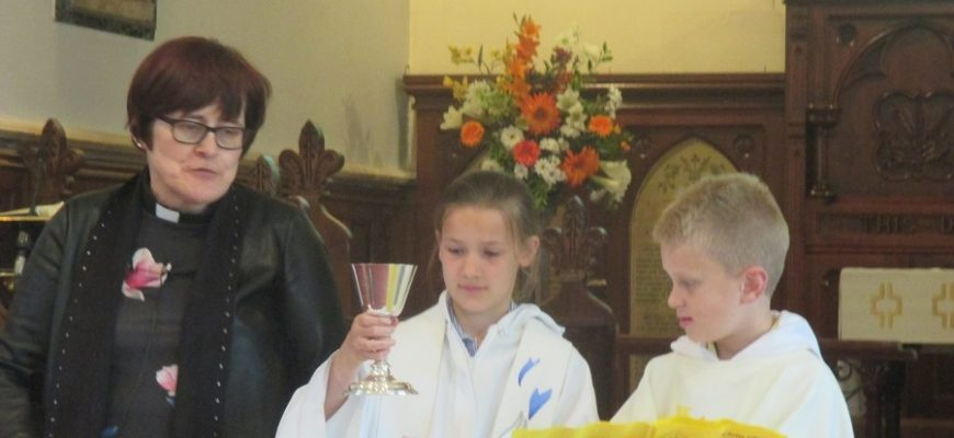 Year 4 liturgy Church Visit
