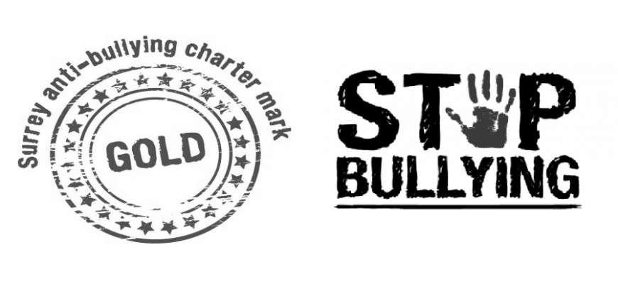 Anti-Bullying Chartermark – Awarded Gold!