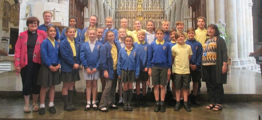 Southwark Diocese Leavers' Service