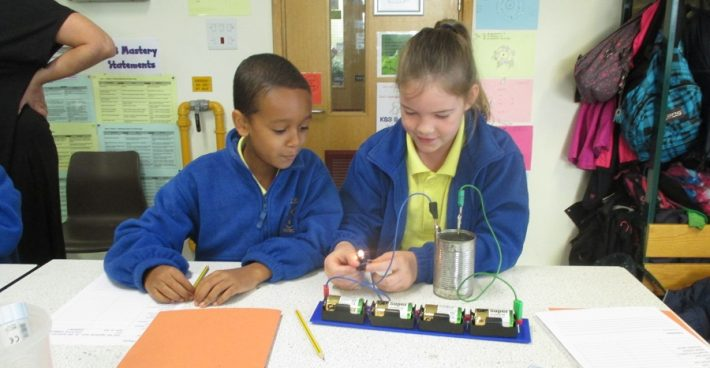 Year 5 Science at St Bede's