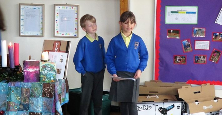 Pupil Parliament Collective Worship – Recycling