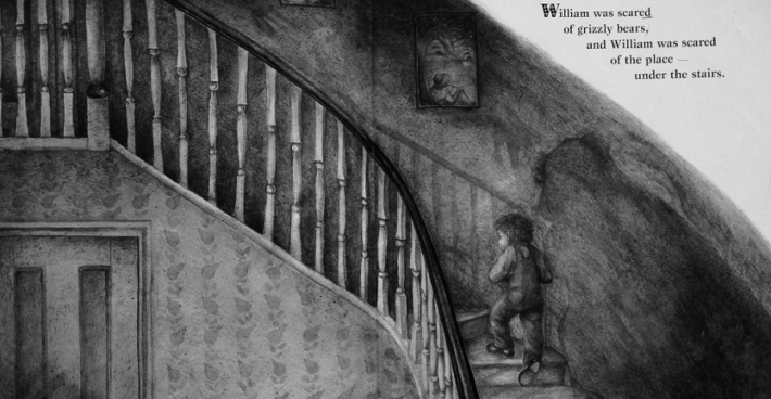 Year 2: Bear Under the Stairs