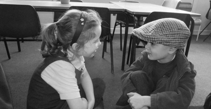 Year 1: I want my hat back!