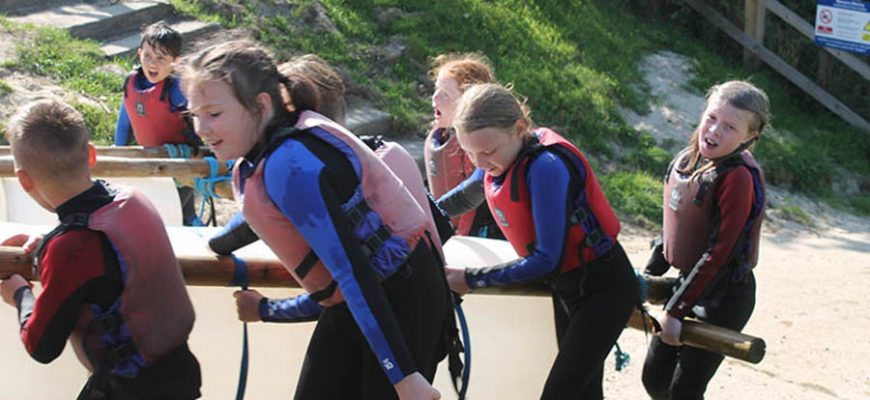 Year 5 – Aqua Sports Adventure days