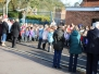 Remembrance Day at Village Hall
