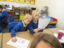 Yr3 reading Leon and the Place Between